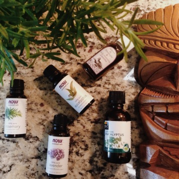 Some of my favorite essential oils