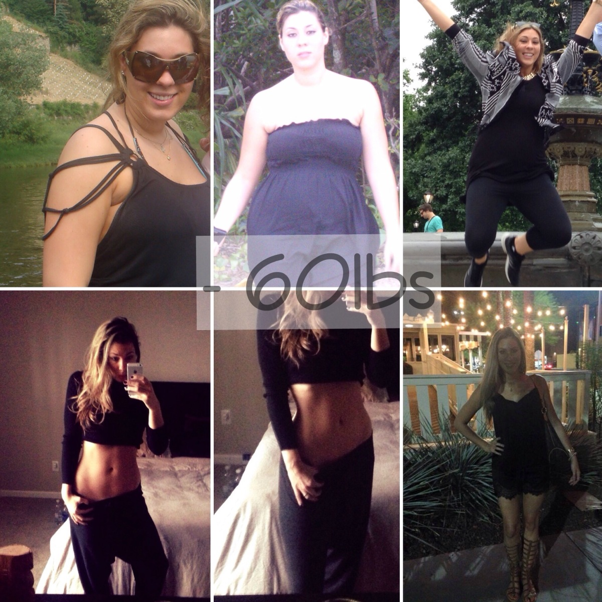 How I Lost 60lbs: Part I Of My Journey To Healthy, Strong & Confident